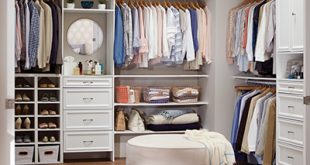 Walk-In Closet Ideas - The Home Dep