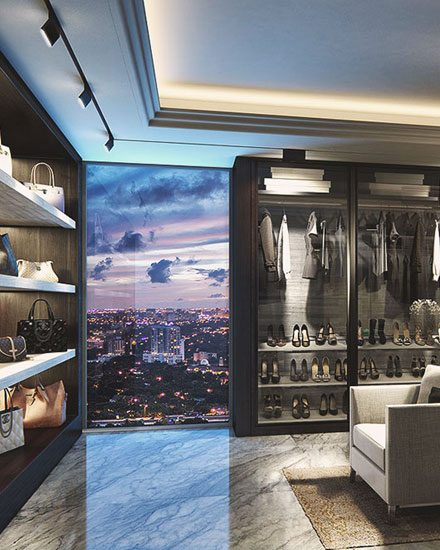30 Walk-in Closets You Won't Mind Living