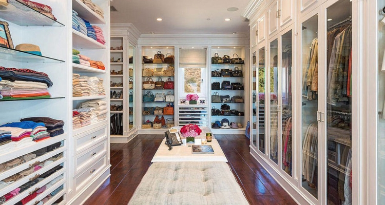 walk in closets | Miami Doors & Close