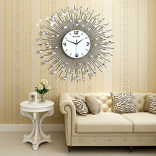 Big Clocks for Wall Living Room: Amazon.c