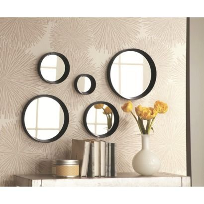 Mirror, mirror on the wall | Small round mirrors, Decor, Round mirro