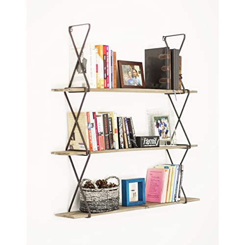 Wall Mounted Bookcases: Amazon.c