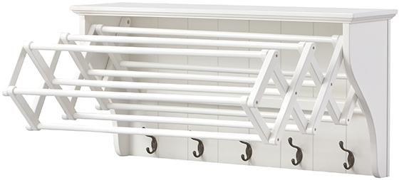 Madison Accordion Wall-Mounted Laundry Drying Rack | Drying rack .