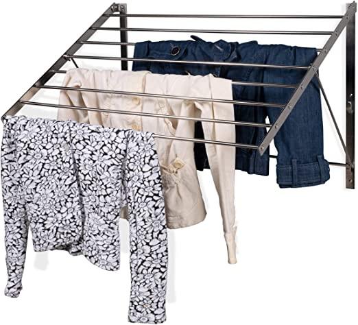 Amazon.com: brightmaison Clothes Laundry Drying Rack Heavy Duty .