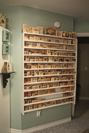 Wall Mounted Display Shelves - Ideas on Fot