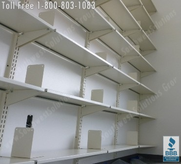 Wall Mounted Library Book Storage Shelving | Heavy Duty Wall .