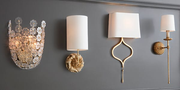 Wall Sconces | Regina Andr
