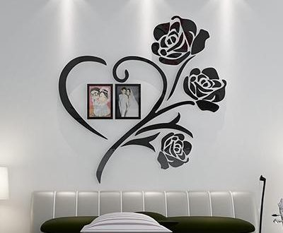 Wall stickers for bedrooms | In Deco