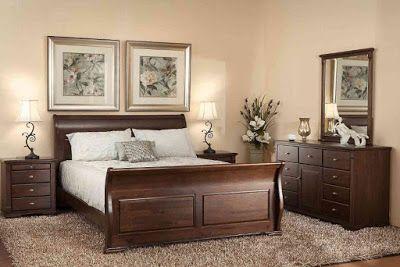 Antique Walnut Bedroom Furniture | Walnut bedroom furniture, Oak .