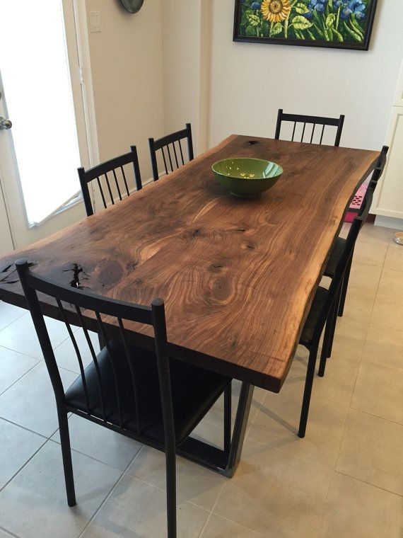 LuxEdge Furniture Co. Epoxy tables, River tables, Live edge tables .