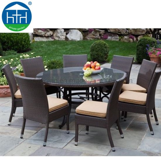 China Weatherproof Outdoor Rattan Patio Garden Furniture Wicker .