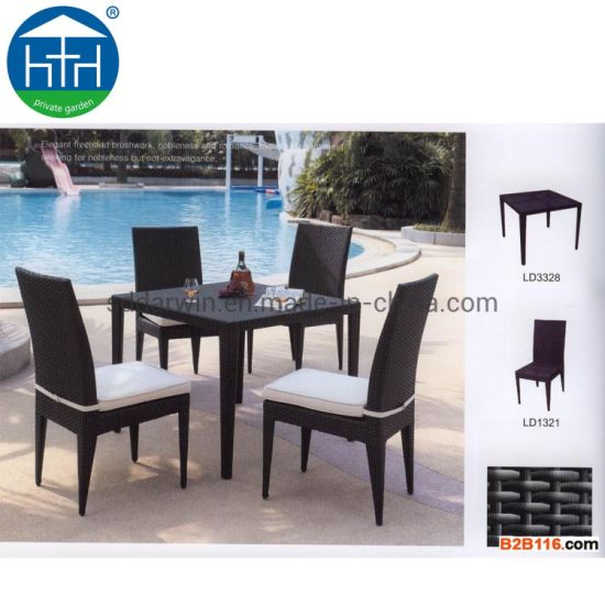 China Weatherproof Outdoor Rattan Patio Garden Furniture Dining .