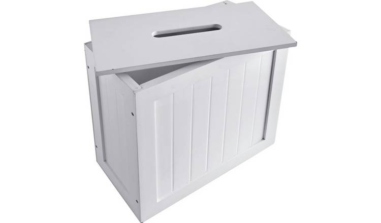 New White Maine Bathroom Storage Unit Bathroom Accessories .