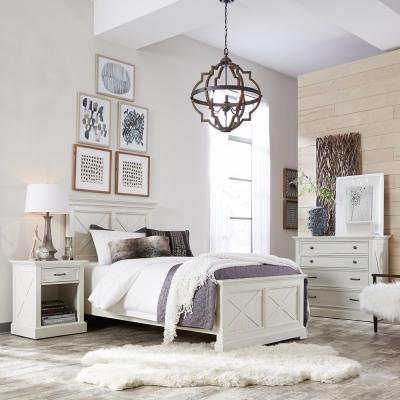 White - Farmhouse - Bedroom Sets - Bedroom Furniture - The Home Dep