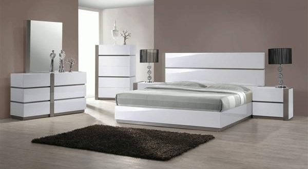 Chintaly Imports Manila 2pc Bedroom Set with King Bed and Right .