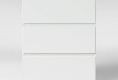 3 Drawer Modular Chest White - Room Essentials™ : Targ