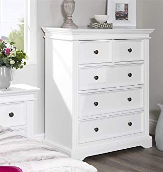 White Chest Of Drawers – Home Interior Design Ide