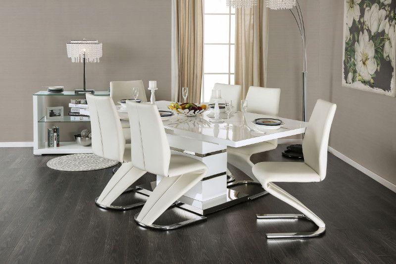 CM3650T-7PC 7 pc Orren ellis mattison midvale modern style white .