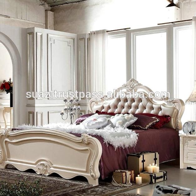 White Furniture Bedroom Beds,Modern Wooden Bedroom Set Furniture .