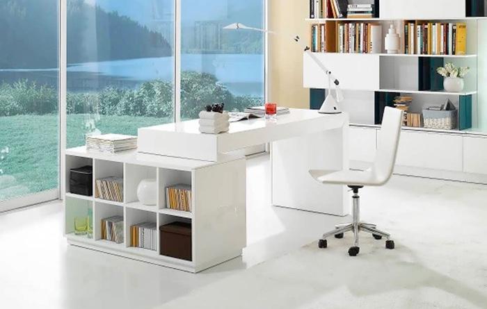 50 Modern Home Office Desks For Your Workspa