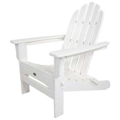 Armchair - Plastic - Trex Outdoor Furniture - Adirondack Chairs .