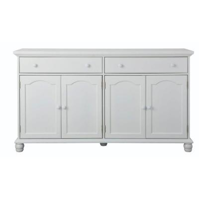 White - Sideboards & Buffets - Kitchen & Dining Room Furniture .