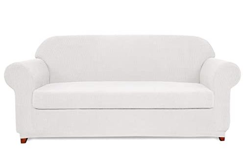 White Couch Covers: Amazon.c