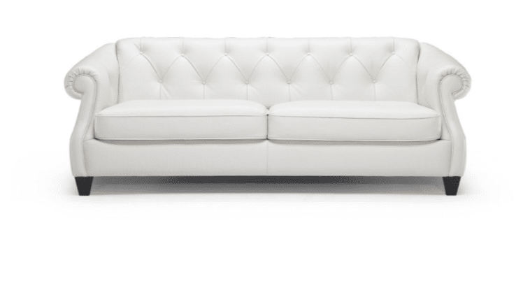Should I Buy A White Leather Sofa? - Leather Expressio