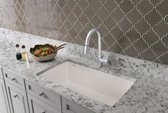 BLANCO DIAMOND Super Single TRUE Undermount #kitchen #sink in .