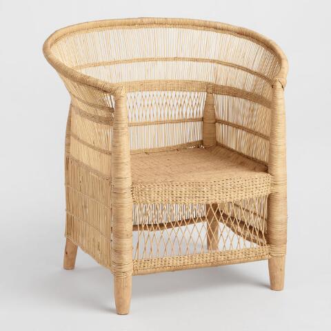 Malawi Wicker Chair | World Mark