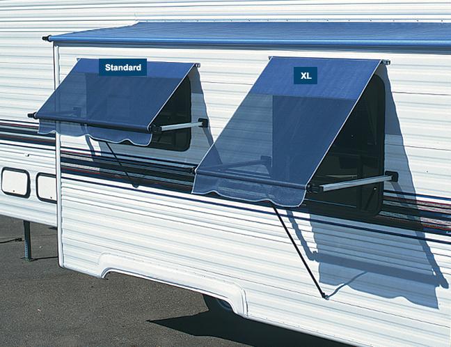 XL Window Awning | ShadeP