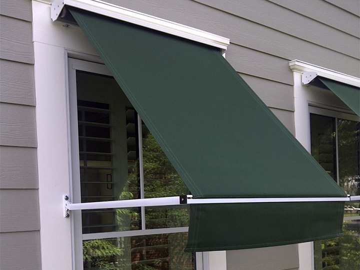 Retractable Window Awnings | Retractable Deck & Patio Awnings | SUNA