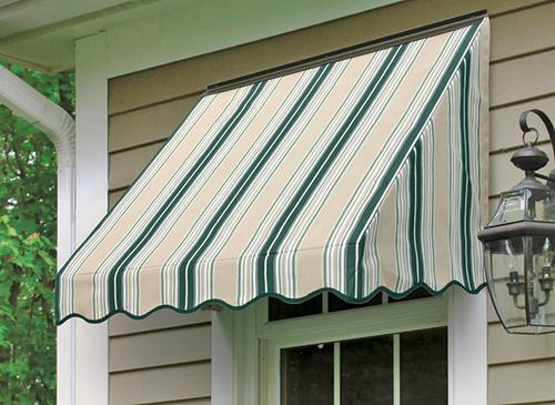 Fabric Window Awnings   General Awnin