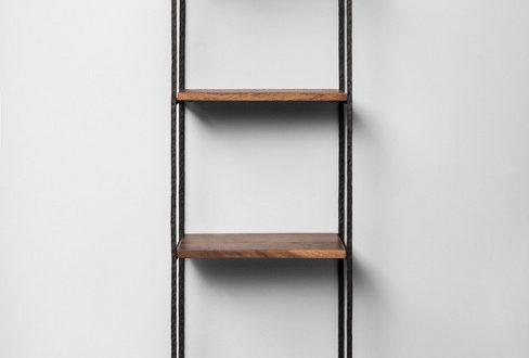 Decorative Wall Shelf Black/Wood - Hearth & Hand™ With Magnolia .
