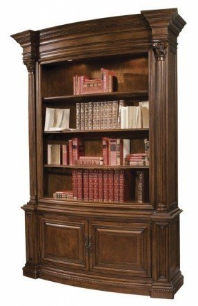 Wooden Bookcases With Doors - Ideas on Fot