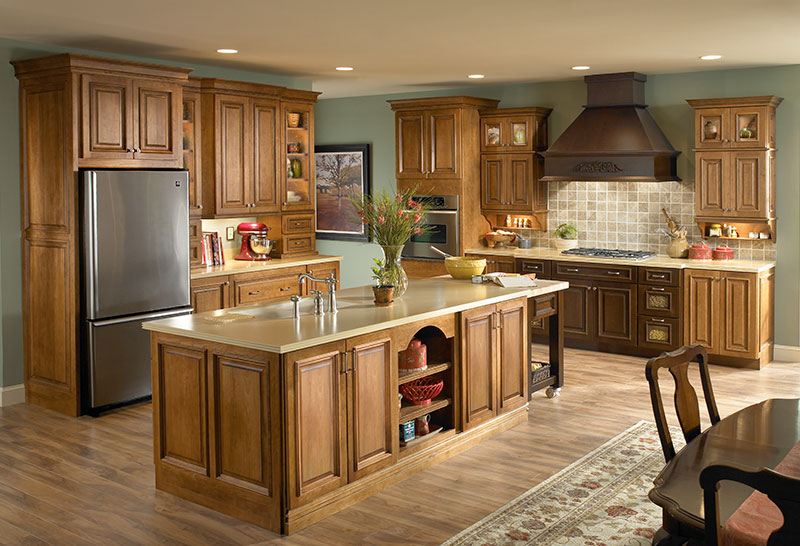 Are Wood Cabinets Better Than Laminate? - Tampa Flooring Compa