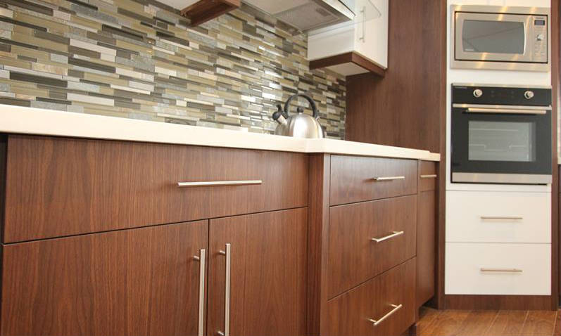 How to Properly Clean Your Wood Kitchen & Bathroom Cabine