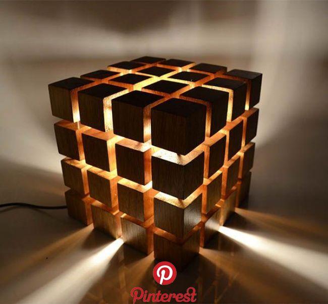 16 Beautiful DIY Wood Lamps « Wood Decor 2019 - 20