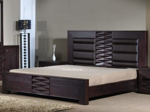 Bedroom Bed Designs In Wood Remarkable On Bedroom Pertaining To .