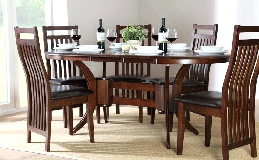 wooden dining tables and chairs – spreza.