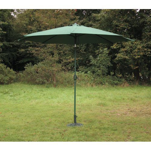House Range 2.4m Traditional Parasol Swift Garden Furniture Canopy .