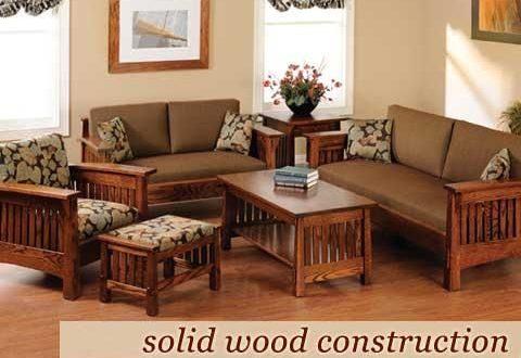 Amish Furniture | Custom Solid Wood Oak Maple Cherry Furniture .