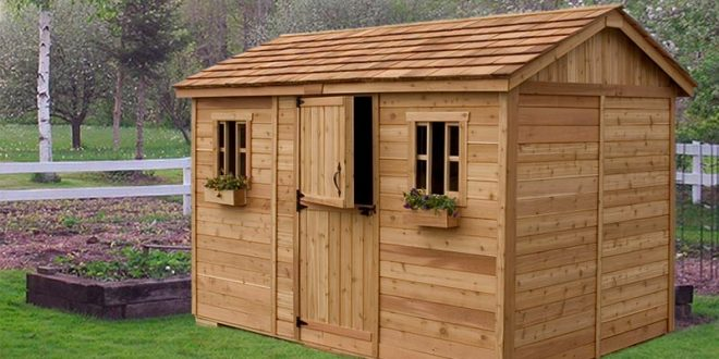 How to Maintain Wooden Sheds And Wooden Furnitu