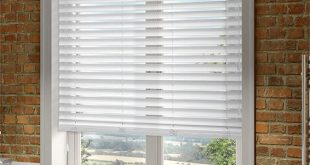 Get White venetian blinds of Quality - Decorifus