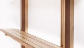 Wooden Wall Mounted Shelves - Ideas on Fot