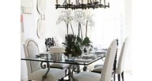 Glass Top Wrought Iron Dining Table for 2020 - Ideas on Fot