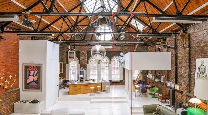 Modern London Loft