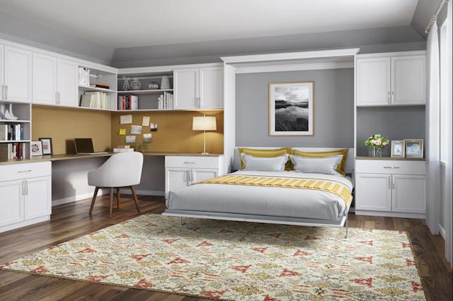 modern foldaway bed