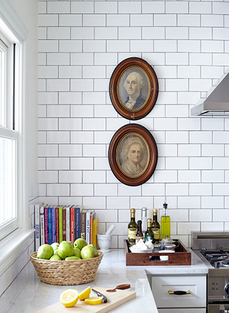 how to decorate french for the kitchen