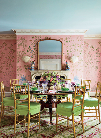 Colorful spring party decor tips